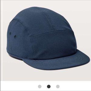 NWT Lululemon Five Times Navy Hat